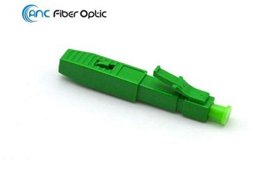 China FTTH Field Assembly Quick Connector LC APC Fiber Optic Fast Connectors factory